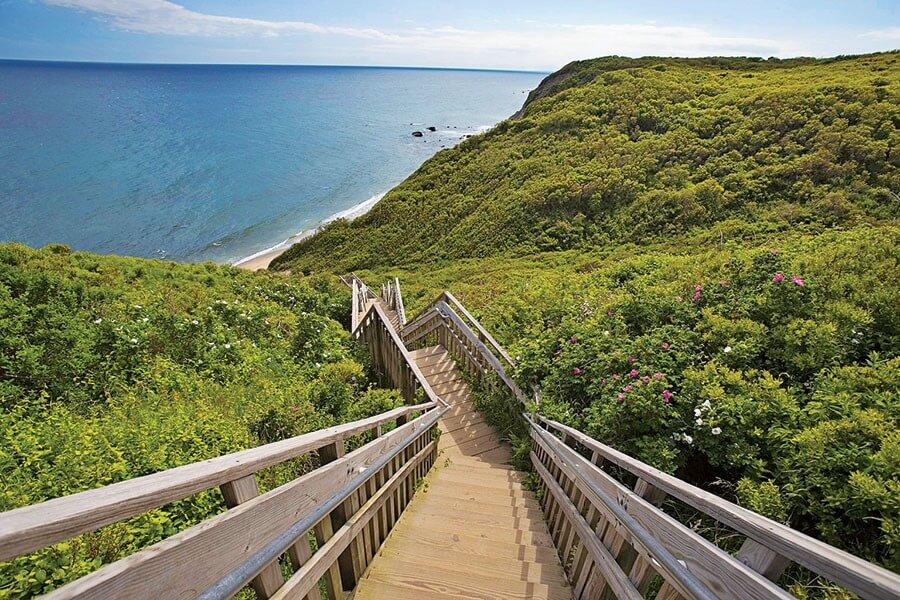 Block Island in Rhode Island