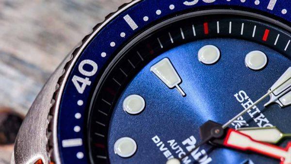Seiko 4R36 Men's Automatic Diver Watch