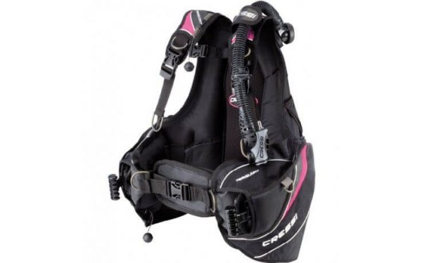 Cressi Travelight Womens Best BCD for Scuba Diving