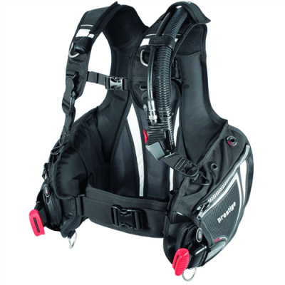 Mares Prestige 2 BCD With MRS Jacket BCD Scuba