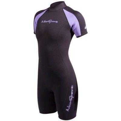 NeoSport Premium Womens Shorty Wetsuits