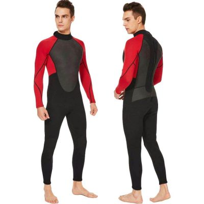 Realon 3mm Ful Body Wetsuit Mens
