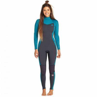 Synergy Back Zip Billabong wetsuits womens