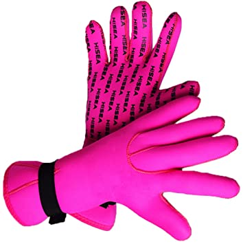 Micosuza 2.5mm Neoprene Anti Slip Full Finger