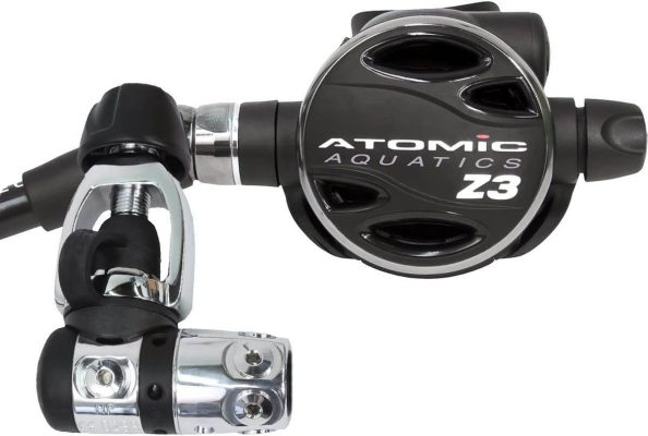 Atomic T3 Titanium Swivel