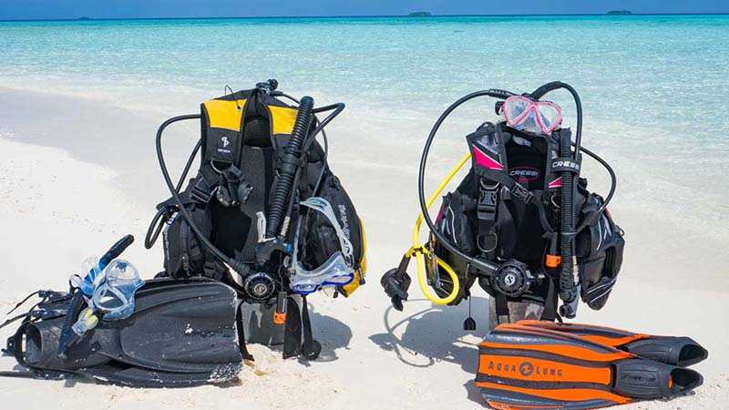 Best Dive Gear Bag