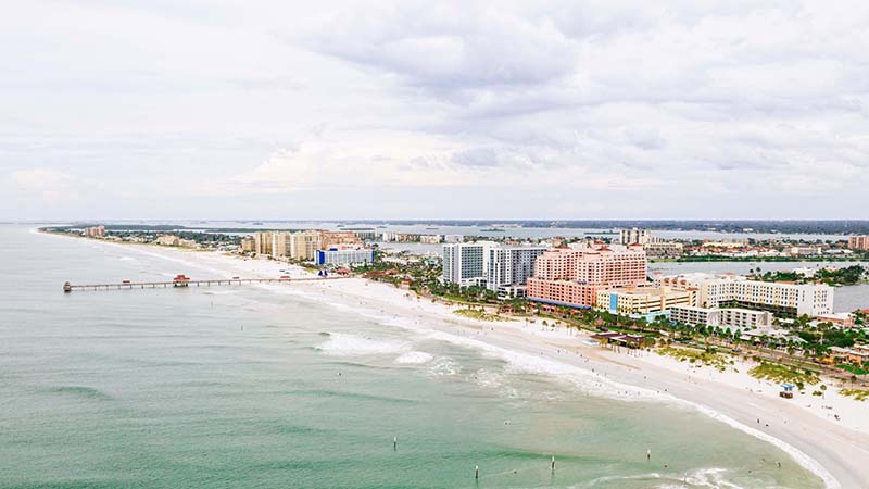 Best White Sand Beaches In Florida