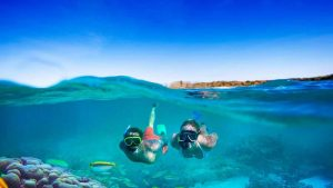 Cressi Lightweight Snorkeling Set for Adults 1