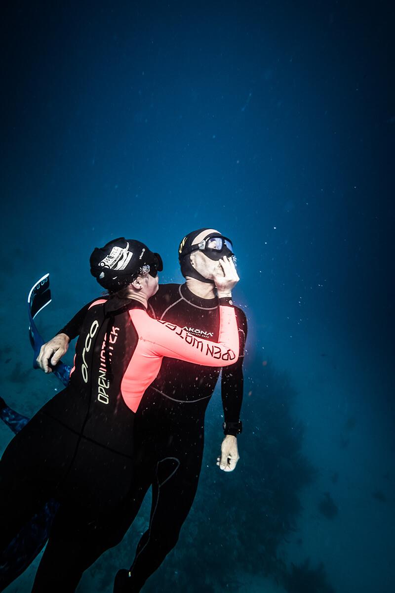 Freediving Blackout Deep Water Blackout