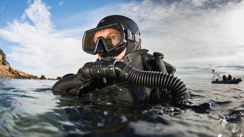 How Deep Can A Human Dive With Scuba Gear