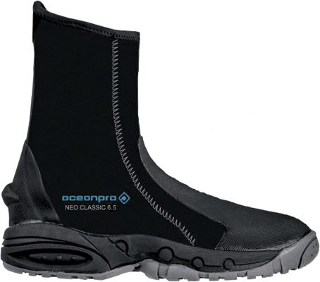 New Oceanic Boots Molded Sole