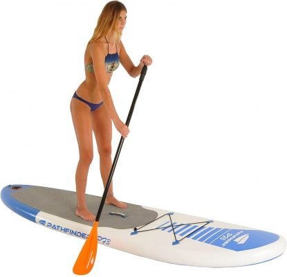 Pathfinder Inflatable SUP Stand Up