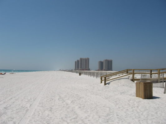 Image of Pensacola Beach