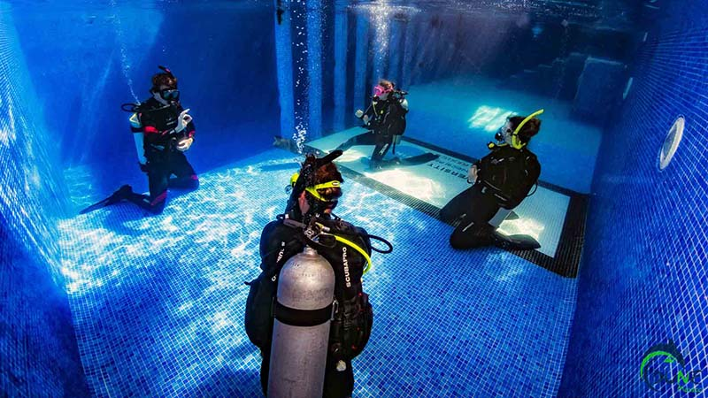 Scuba diving certification cost
