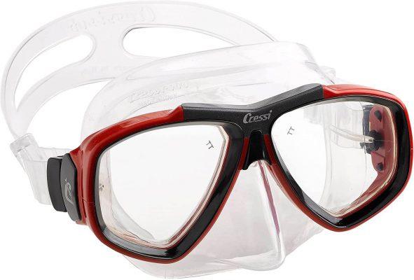 Cressi Focus Snorkeling Corrective Dive Mask