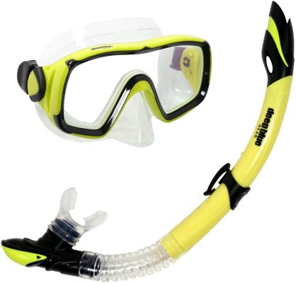 Deep Blue Gear Snorkel Mask