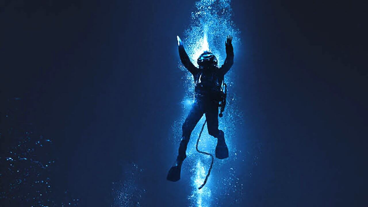 Diving pressure