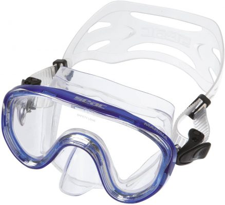 Scuba Blue Dive Mask