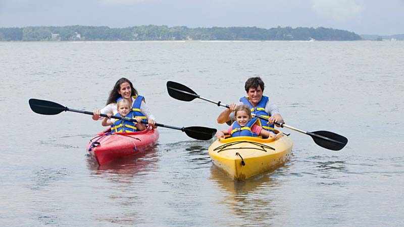 Best Kayaks for Kayaking With Toddlers