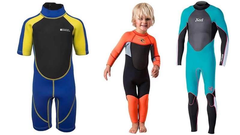 Wetsuit Warmth Best Junior Wetsuits