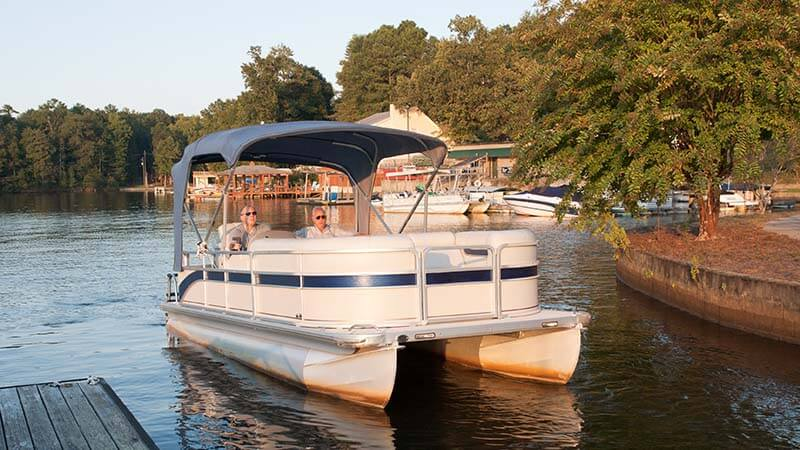 Choosing A Pontoon Boat