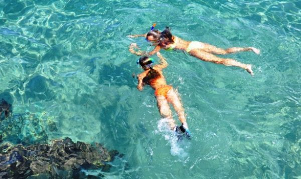 Image of snorkeling