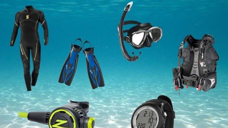 How Much Does Scuba Gear Cost -Diving Gear Buying Tips ...