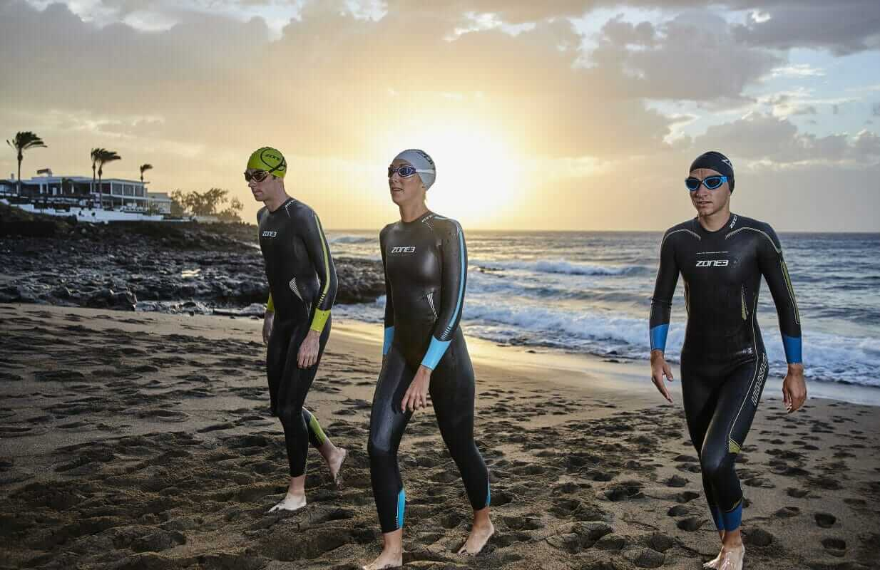 Know what the wetsuit numbers mean