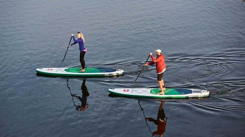What Size Paddle Board Do I Need For My Weight 1