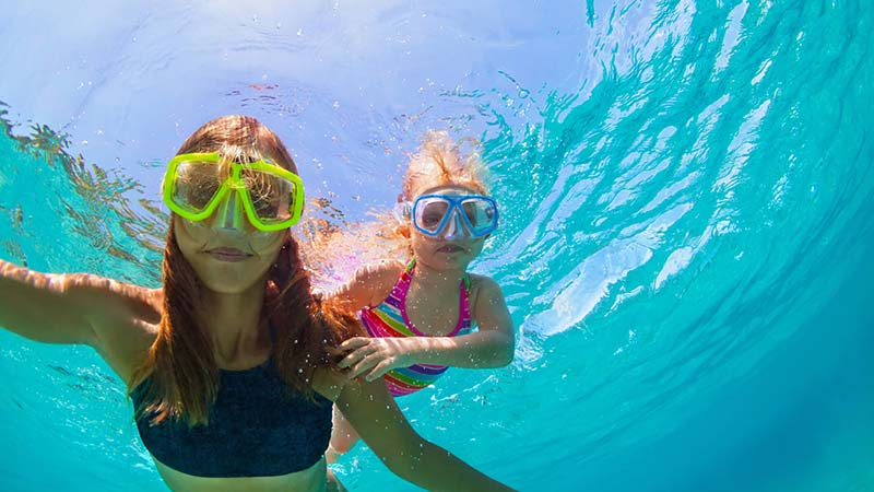 15 Tips for Snorkeling for Non Swimmers