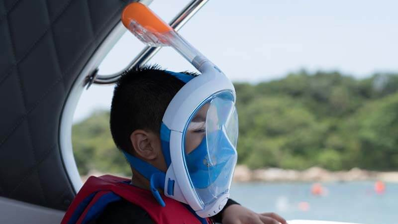 How To Choose The Best Kids Snorkel Mask