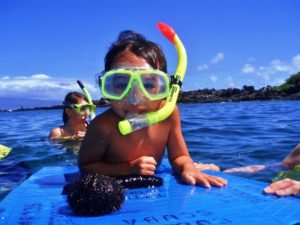 image of snorkeling for non swimmers