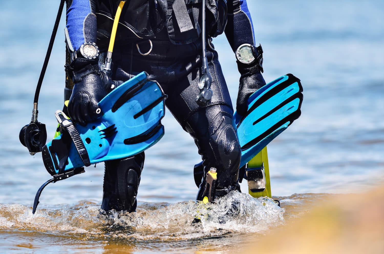 Lack of proper dive gear maintenance