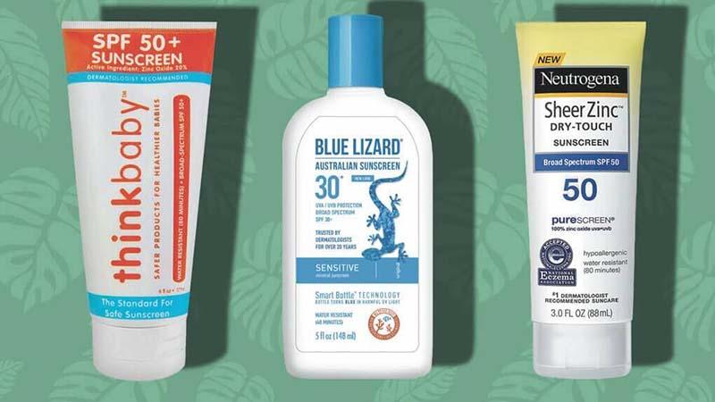 Is Neutrogena Sunscreen Reef Safe 1