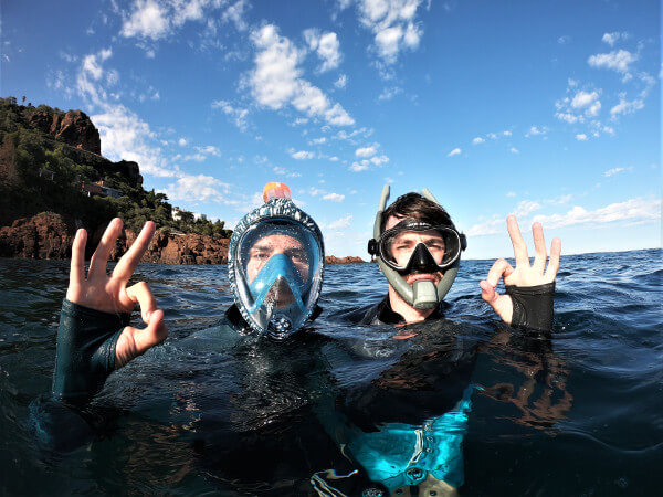 Dry Snorkel