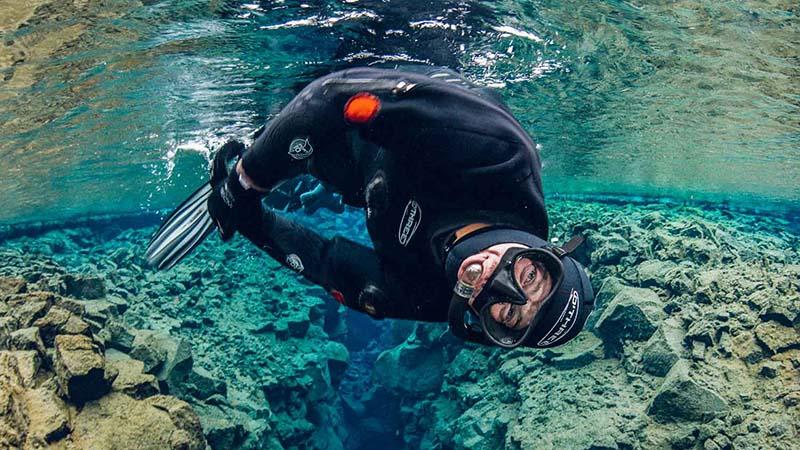 Snorkeling wetsuit