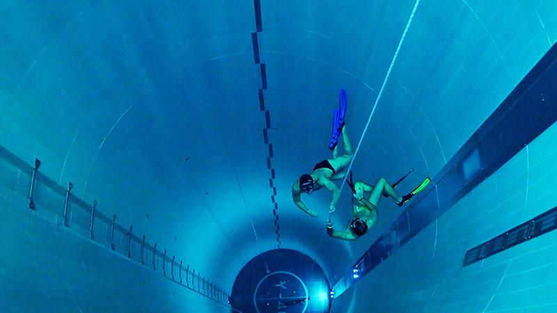 Deepest dives
