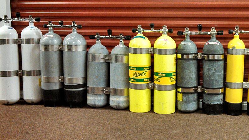 Sherwood 6 cu ft 3000 PSI Aluminium Tank Cylinder