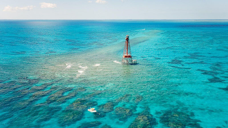 Sombrero Reef, USA