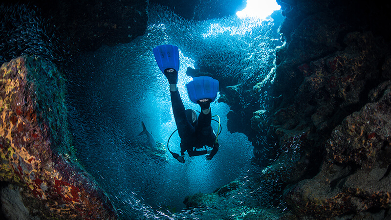 Blue Hole diving tips