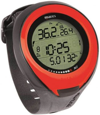 Mares Puck Pro Wrist Dive Computer for Scuba Diving 1
