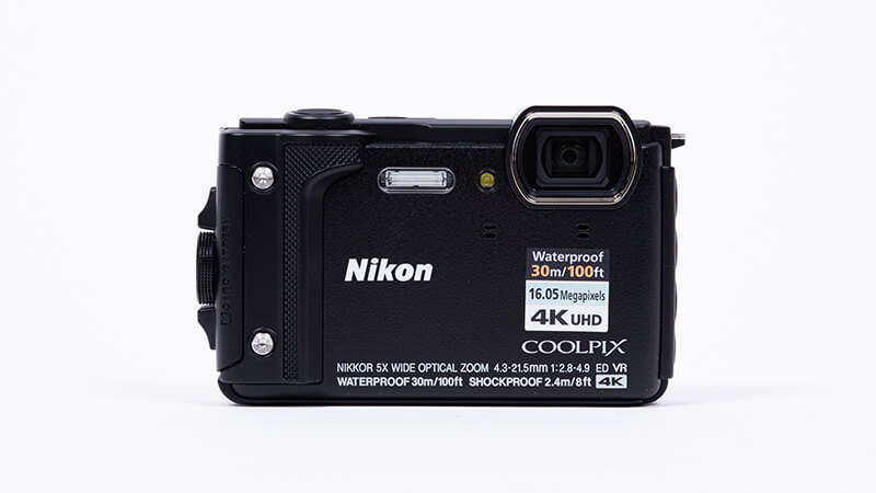 Nikon W300 Waterproof Underwater Digital Camera