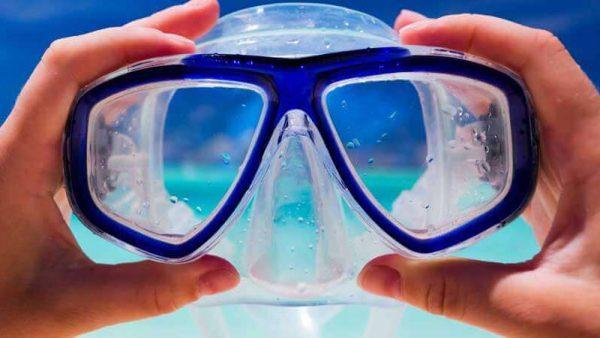 RX Scuba Dive Snorkeling Purge Mask