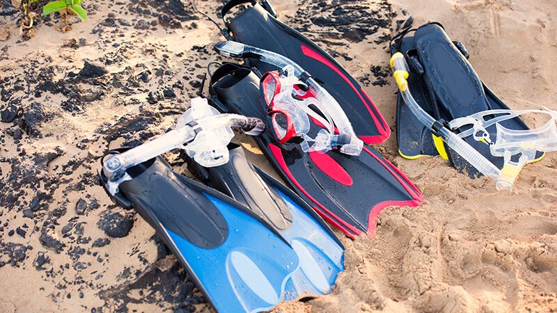 Snorkeling Set Basics