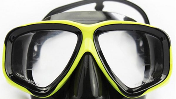Yeesam ART Diving Snorkeling Prescription Mask