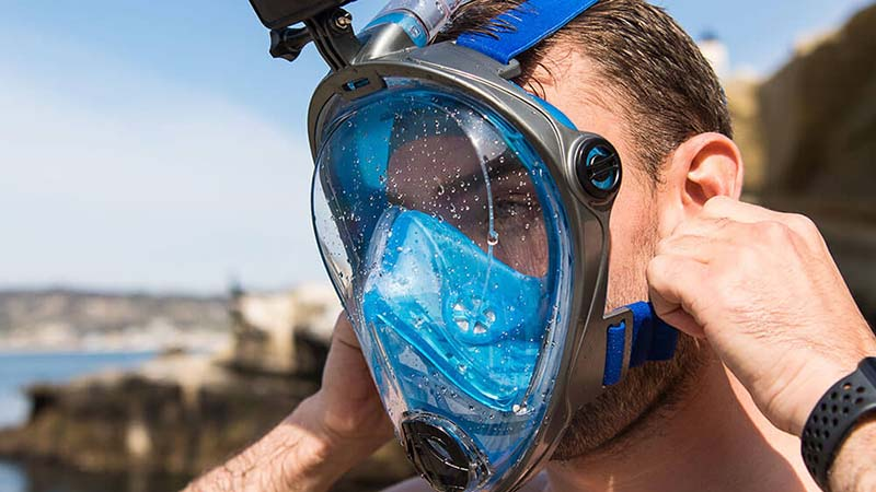 Your Best Full Face Snorkel Mask 1