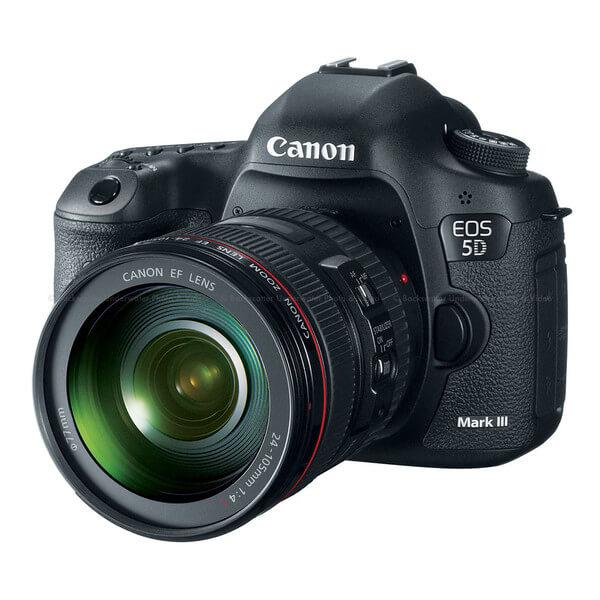 Canon EOS 5D Mark III Design