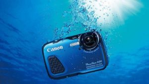 Canon PowerShot D30 Waterproof Digital Camera Review