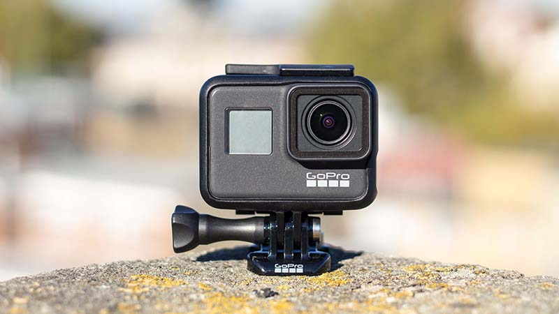 How efficient is the GoPro Action Camera