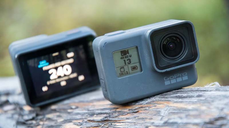 features of the GoPro Action Camera